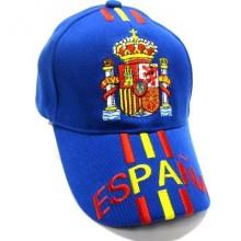 12 Gorras España. Modelo 01