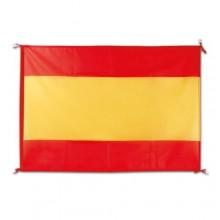 Bandera España balcón o ventana. 100x70cm
