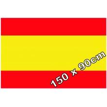 Bandera España sin escudo raso150x90cm
