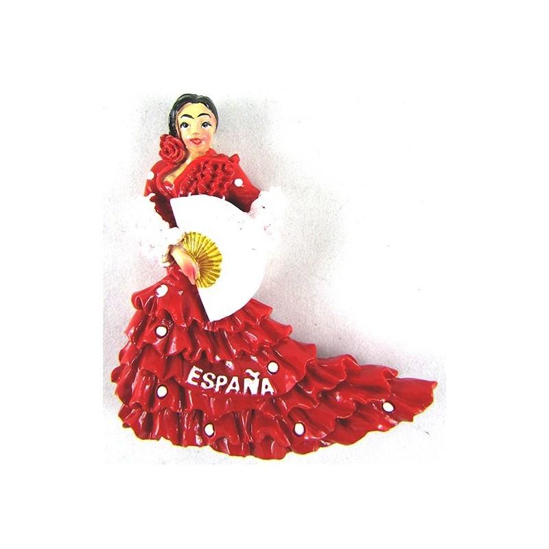 Cinta 10mm bandera España. Rollo 25m.