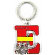 """Llavero """"E de España"""". Modelo 548"""