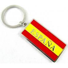 Llavero bandera España. Modelo 550