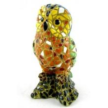 Figura buho mosaico