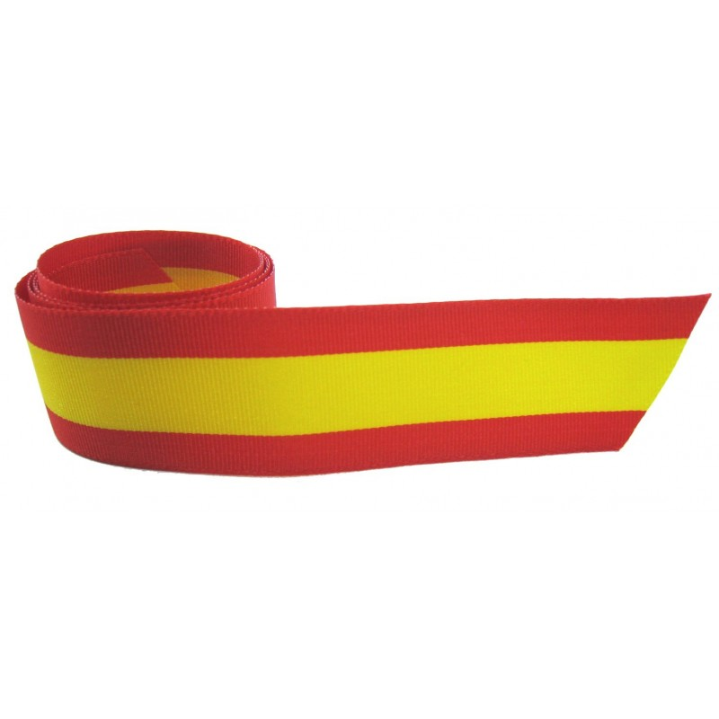 Bandera raso 70x50cm. España