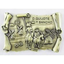 Imán Don Quijote. Modelo 131