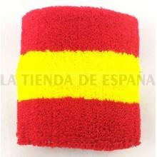 Bandera Comunidad de Madrid sobremesa