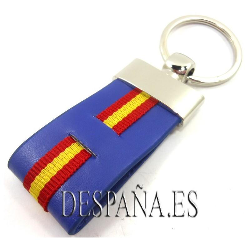 Llavero España. Modelo 555