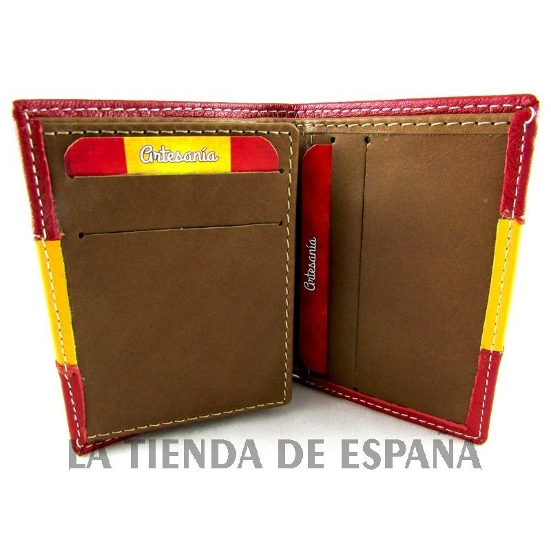 Bolso escarapela España. Modelo 9975