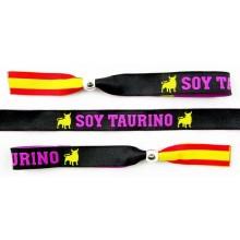 Pulsera SOY TAURINO Bandera España