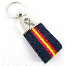 Llavero Guardia Civil bandera España