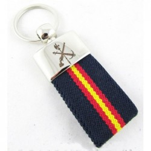 Llavero Legión bandera España