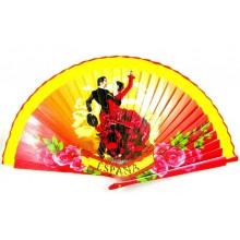 Abanico España Flamenco. Modelo 010