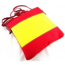 Bolso bandolera bandera España