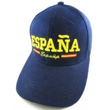 12 gorras España. Modelo 75