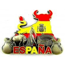 Imán España Toro. Modelo 142