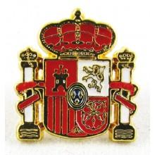 Pin Escudo España. Modelo 78