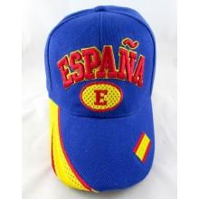 12 Gorras España. Modelo 79