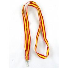 Cinta medallas bandera España