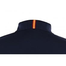 Polo técnico bandera España marino. Modelo 681.