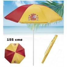 Sombrilla bandera España