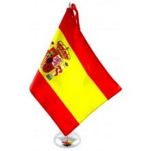 Bandera España sobremesa 30x20cm