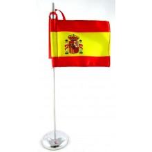 Bandera España sobremesa 15x10cm