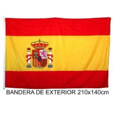 Bandera España oficial exterior. 210x140cm
