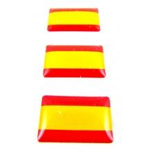 Polo infantil bandera España marino. Modelo 119