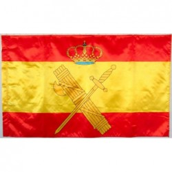 Bandera España Guardia Civil. 150x90cm