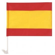 Bandera España para coche