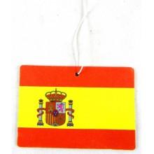 Pulsera paracord bandera España. Modelo 158
