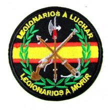 Correa reloj 20mm bandera España.