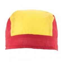 Pañuelo cabeza bandera España. Modelo 514
