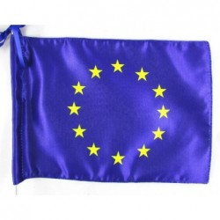 Bandera Comunidad Europea sobremesa 30x20cm