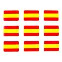 Camiseta Kick Boxing bandera España