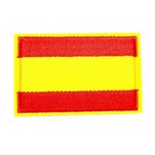 Parche bandera España. Modelo 42