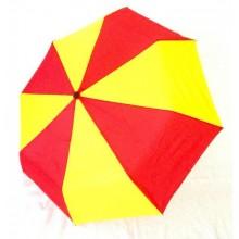 Paraguas bandera España plegable. Modelo 05