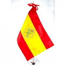 Bandera España raso 30x20cm