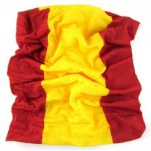 Gorra bandera España. Modelo 40 blanco