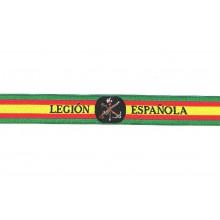 Pulsera Legión bandera España. Modelo 222