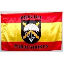 Bandera Brigada Paracaidista España
