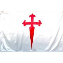 Bandera Cruz de Santiago