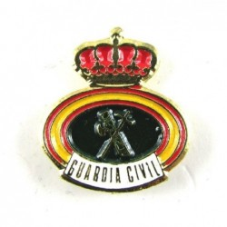 Pin Guardia Civil. Modelo 085