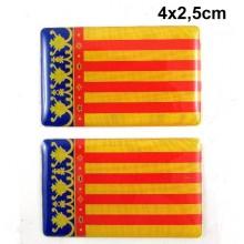 Pulsera Padre Nuestro bandera España. Modelo 143