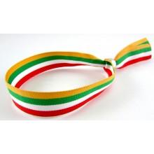 Taza plástico bandera España