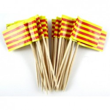 50 Palillos bandera Aragón