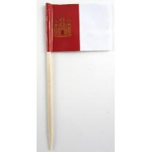 50 Palillos bandera Castilla La Mancha