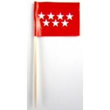 Polo técnico bandera España marino. Modelo 2021