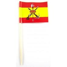 50 Palillos España Legión