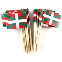 50 Palillos bandera Euskadi